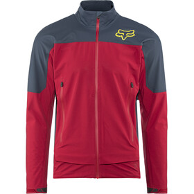 Fox Attack Water Jacket Herre cardinal